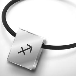 Ocelový pøívìsek TeNo Zodiac Sign SAGITTARIUS