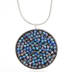 Náhrdelník s krystaly Swarovski Rock 30 11300553BB