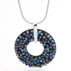 Náhrdelník s krystaly Swarovski Rock 30 11300658BB