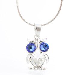 Pøívìsek s krystaly Swarovski 11300782SAPH