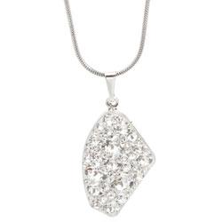Náhrdelník s krystaly Swarovski Galactic Crystal