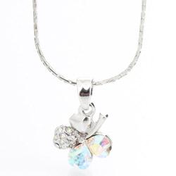 Pøívìsek s krystaly Swarovski 11301582AB