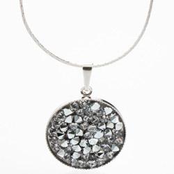 Náhrdelník s krystaly Swarovski Rock 20 11302553CR