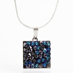 Náhrdelník s krystaly Swarovski Rock 15 11304553BB
