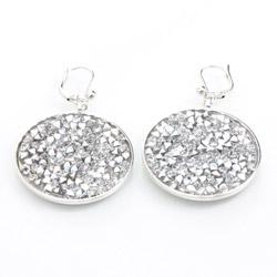 Náušnice s krystaly Swarovski Rock 30 11400553CR