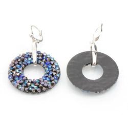 Obrázek č. 1 k produktu: Náušnice s krystaly Swarovski Rock 30 11400658BB