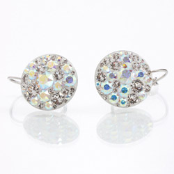 Náušnice s krystaly Swarovski Rivoli 11400808AB