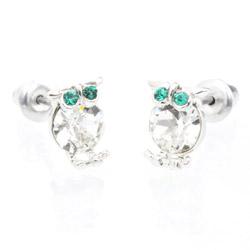 Náušnice s krystaly Swarovski 11401725