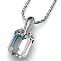 Přívěsek s krystaly Swarovski Oliver Weber Club Crystal