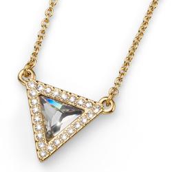 Přívěsek s krystaly Swarovski Oliver Weber Magic Gold
