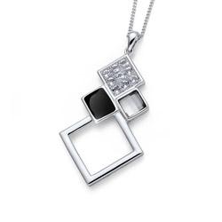 Pøívìsek s krystaly Swarovski Oliver Weber Box 11726