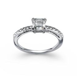 Prsten s krystaly Swarovski Oliver Weber Private 41134