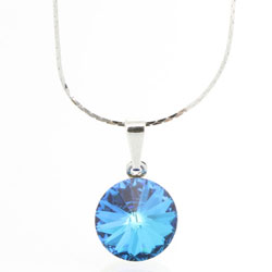 Náhrdelník s krystalem Swarovski Rivoli 12 43112212BB