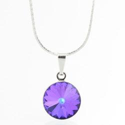 Náhrdelník s krystalem Swarovski Rivoli 12 43112212HEL