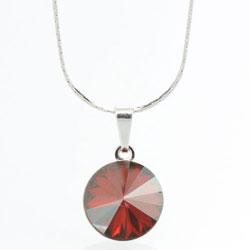 Náhrdelník s krystalem Swarovski Rivoli 12 43112212RM