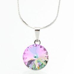 Náhrdelník s krystalem Swarovski Rivoli 12 43112212VL