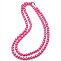 Obrázek č. 2 k produktu: Náhrdelník Oliver Weber Perlen Combi Neon Pink