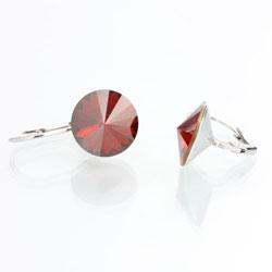 Náušnice s krystaly Swarovski Rivoli 12 44112212RM