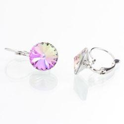 Náušnice s krystaly Swarovski Rivoli 12 44112212VL