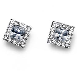 Náušnice s krystaly Swarovski Oliver Weber Age Crystal