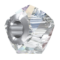 Pøívìsek s krystaly Swarovski Oliver Weber Match Helix Large Crystal AB