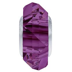 Obrázek č. 1 k produktu: Přívěsek s krystaly Swarovski Oliver Weber Match Helix Thin Amethyst