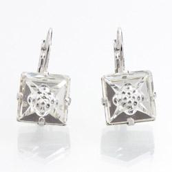 Náušnice s krystaly Swarovski 61400072CR