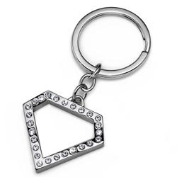 Pøívìsek na klíèe s krystaly Swarovski Oliver Weber Diamond