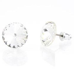 Náušnice s krystaly Swarovski 713853CR