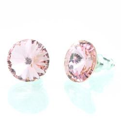 Náušnice s krystaly Swarovski 713853RO