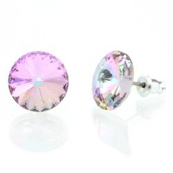 Náušnice s krystaly Swarovski 713853VL