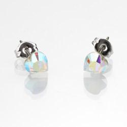 Náušnice s krystaly Swarovski 713854AB