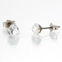 Náušnice s krystaly Swarovski 713854CR