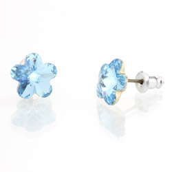 Náušnice s krystaly Swarovski 713856AQ