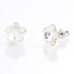 Náušnice s krystaly Swarovski 713856CR