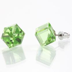 Náušnice s krystaly Swarovski 713887PER