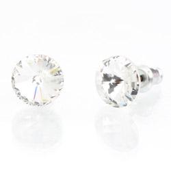 Náušnice s krystaly Swarovski 793853CR