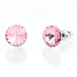 Náušnice s krystaly Swarovski 793853RO