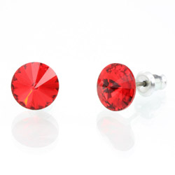 Náušnice s krystaly Swarovski 793853SI