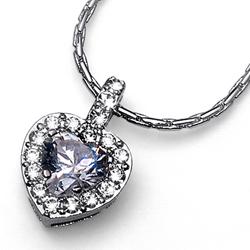 Přívěsek s krystaly Swarovski Oliver Weber Cara Crystal