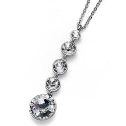 Přívěsek s krystaly Swarovski Oliver Weber Pend Crystal