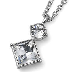 Přívěsek s krystaly Swarovski Oliver Weber Graceful
