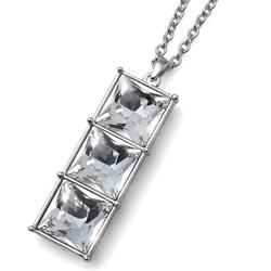 Přívěsek s krystaly Swarovski Oliver Weber Sturdy