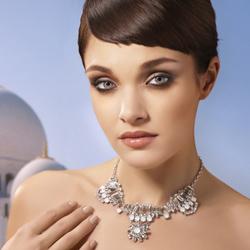 Obrázek č. 2 k produktu: Náhrdelník s krystaly Swarovski Oliver Appear