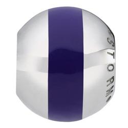 Přívěsek Storm Linear Bead Purple