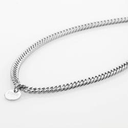 Ocelový náhrdelník Storm Leera Disc