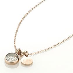 Ocelový náhrdelník Storm Mimi Rose Gold