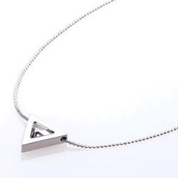 Ocelový náhrdelník Storm Tryla Silver