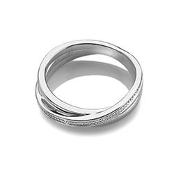 Obrázek è. 2 k produktu: Støíbrný prsten Hot Diamonds Chandelier Vintage