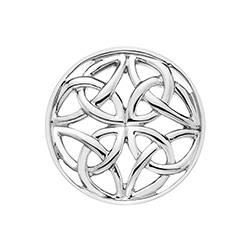 Obrázek è. 2 k produktu: Pøívìsek Hot Diamonds Emozioni Celtic Knot Coin